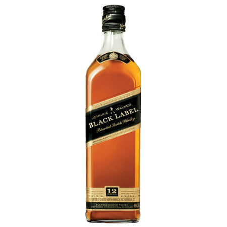 Johnnie Walker 'Black Label' - Premium Blended Scotch Whisky