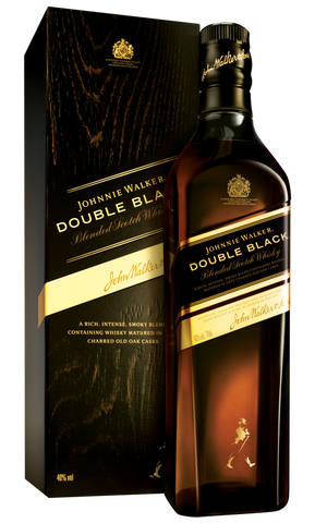 Johnnie Walker Double Black with Box
