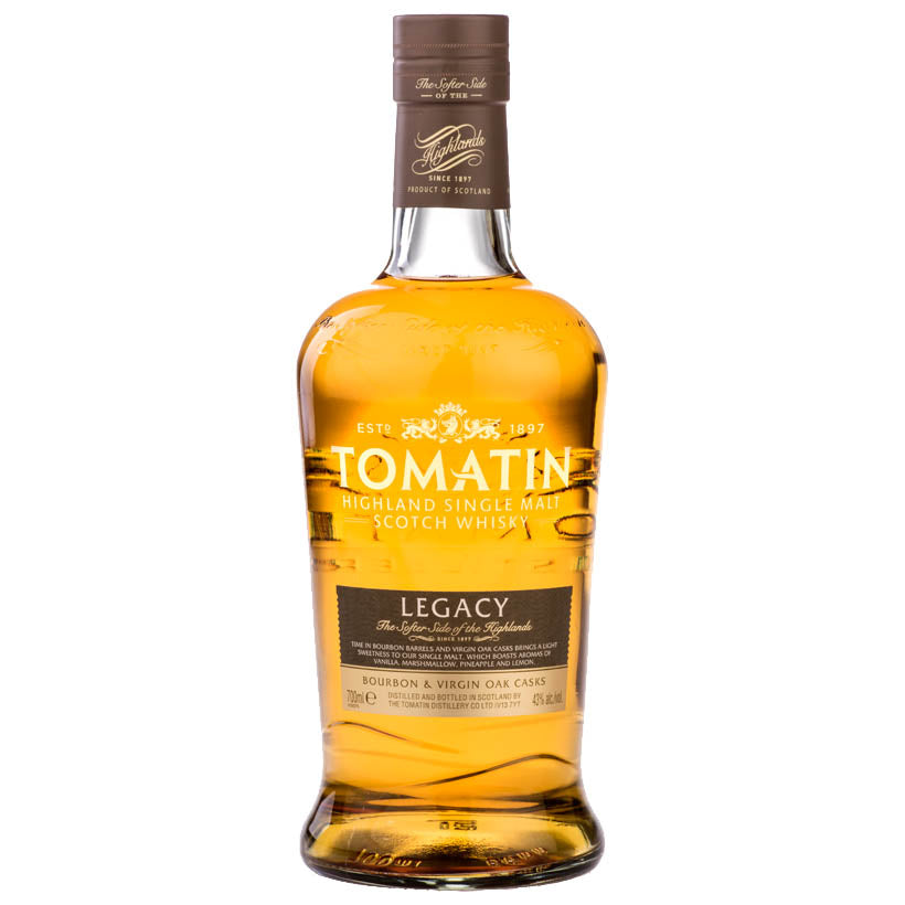 Tomatin Legacy - Highland 70cl whisky