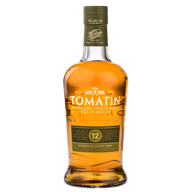 Tomatin 12 Year Old - Highland Whisky