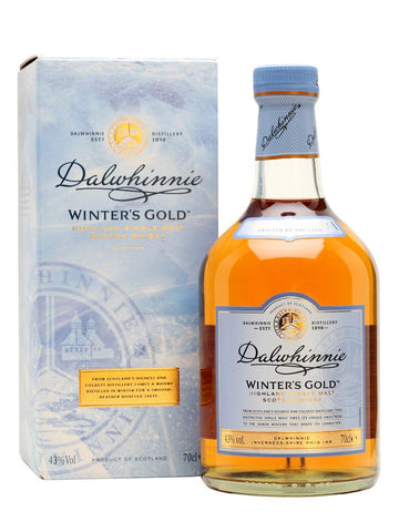 Dalwhinnie Winters Gold Whisky 70cl