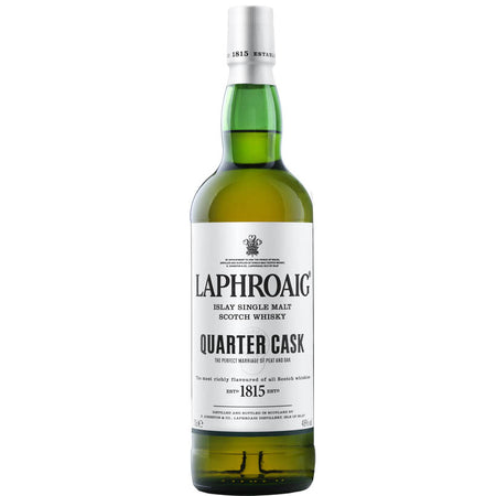 Laphroaig Quarter Cask - Single Malt Whisky