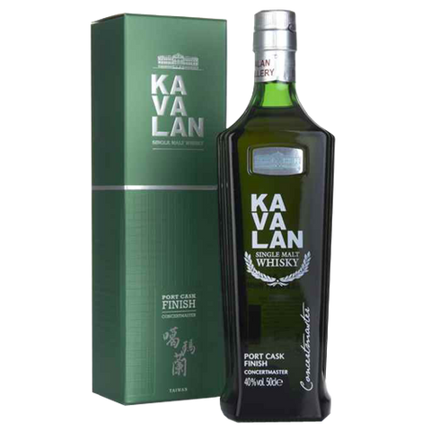 Kavalan Concertmaster Single Malt Whisky - 500ml