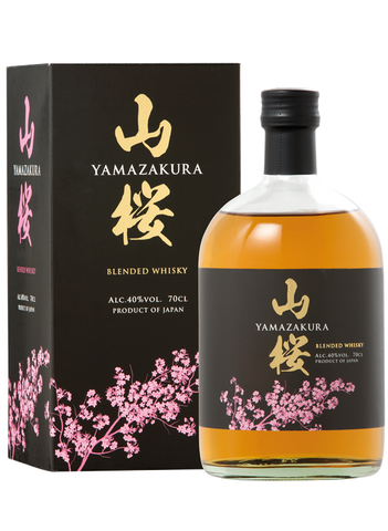 Yamazakura Blended Japanese Whisky