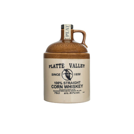 Platte Valley Straight Corn Whiskey