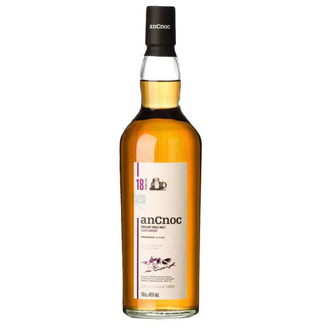 AnCnoc 18 Year Old - Highland Single Malt Whisky