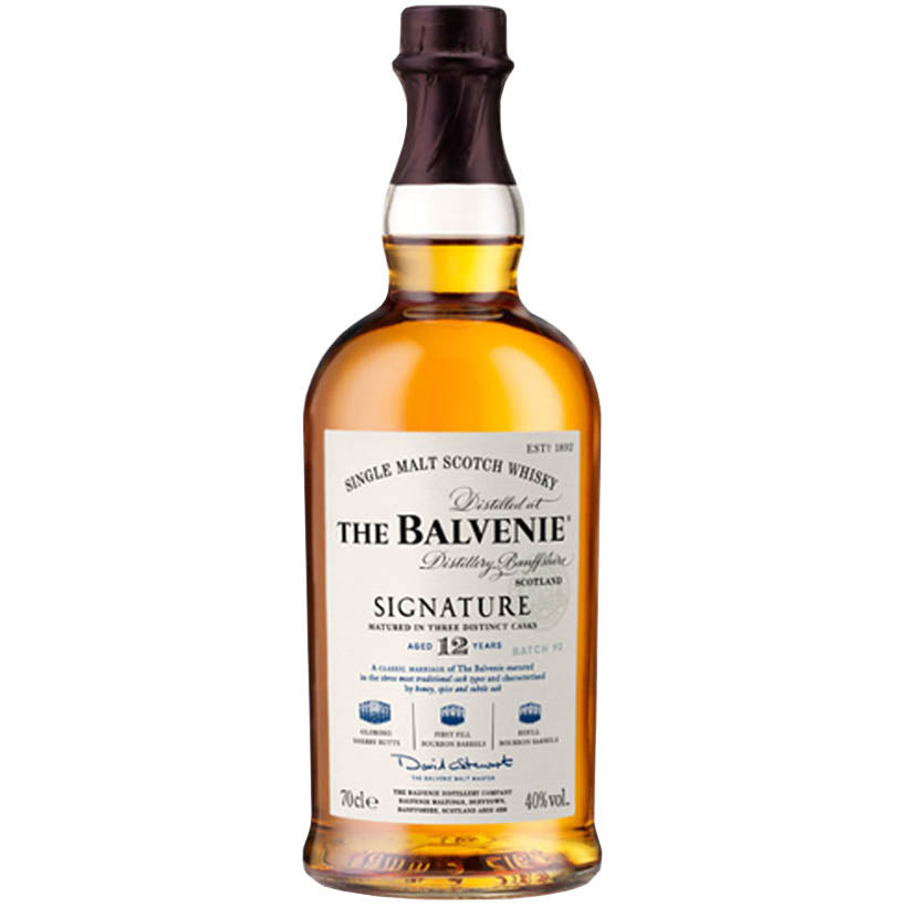 The Balvenie 'Signature' 12 Year Old - Speyside