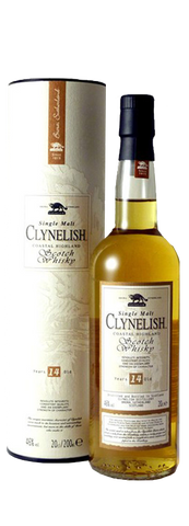 Clynelish 14 Year Old with Box