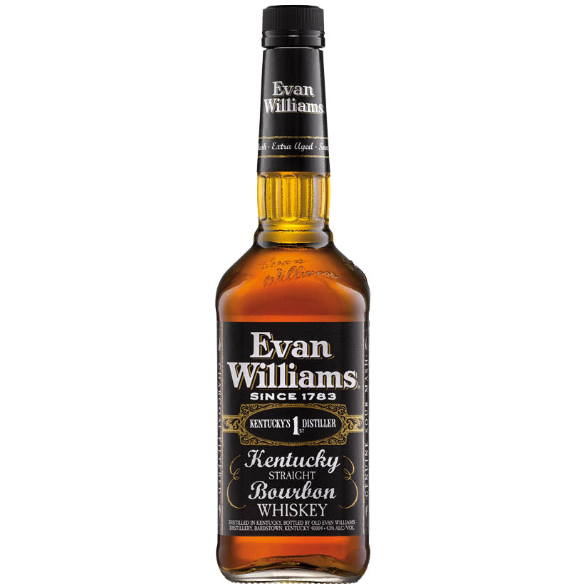 Evan Williams Extra Age Bourbon