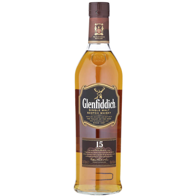 Glenfiddich 15 Year Old - Speyside Whisky