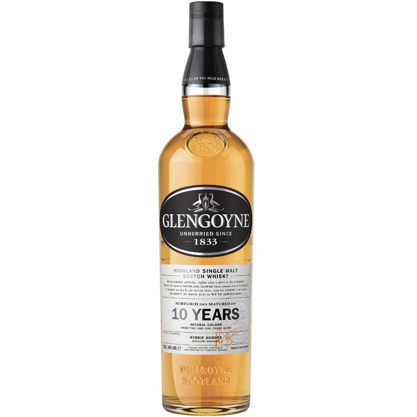 Glengoyne 10 Year Old - Highland Single Malt Whisky