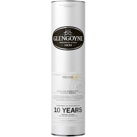 Glengoyne 10 Year Old Highland Whisky Box