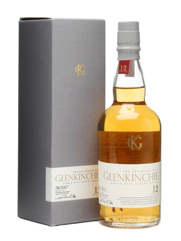 Glenkinchie Lowland Single Malt Whisky 70cl