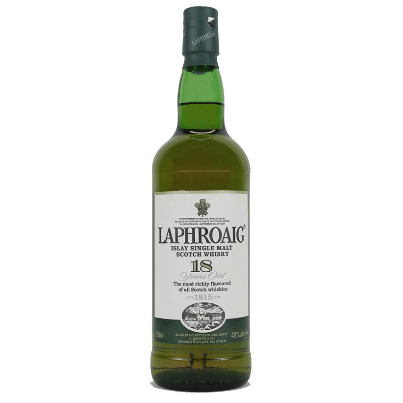Laphroaig 18 Year Old - Islay - Whisky