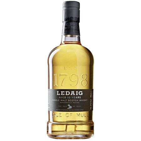 Ledaig 10 Year Old - Island Single Malt Whisky