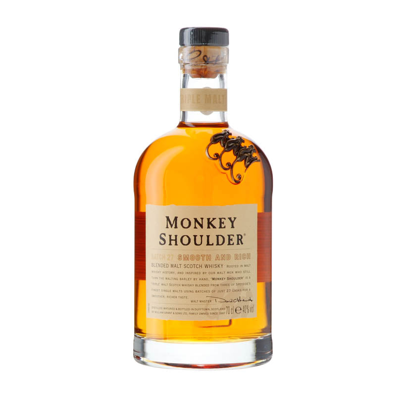 Monkey Shoulder - Premium Blended Scotch Whisky