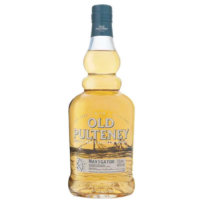 Old Pulteney 'Navigator' - Highland Single Malt Whisky