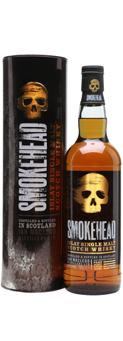 Smokehead - Islay Single Malt Whisky with box