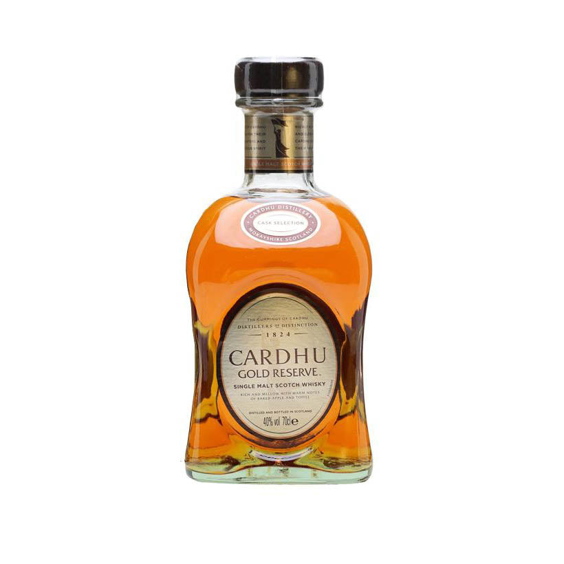 Cardhu Gold Reserve Single Malt Whisky