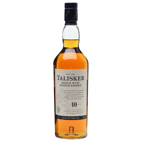 Talisker 10 Year Old - Island Single Malt Whisky