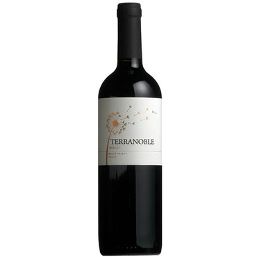 Terra Noble Merlot 2018 Chilean Red wine