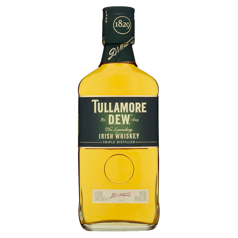 Tullamore D.E.W - Blended Irish Whiskey 375ml