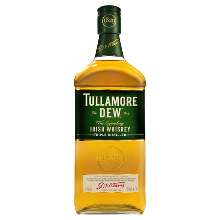 Tullamore D.E.W - Blended Irish Whiskey