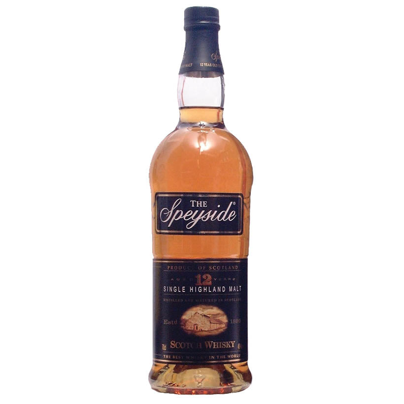Tamnavulin 12 Year Old - Speyside 700ml - FTBL