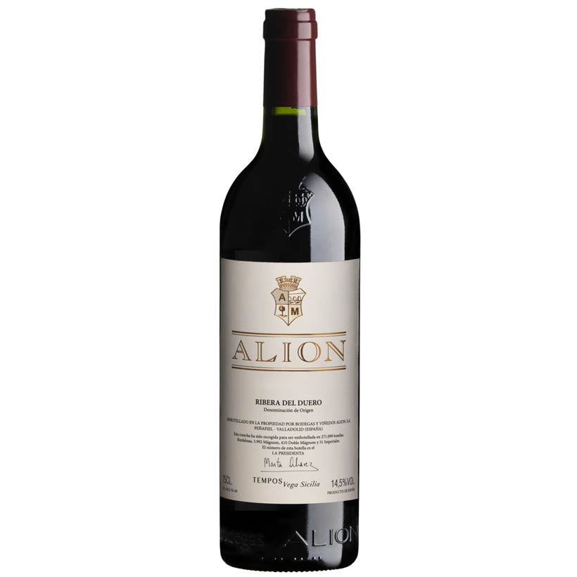 Vega Sicilia Alion 2014 Fine Red Wine