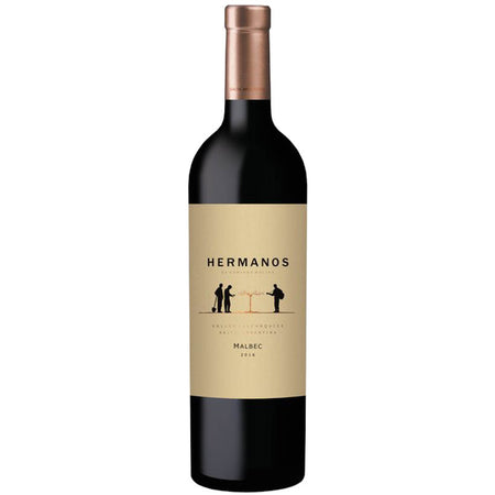 Hermanos Malbec Salta 2017 Argentinian red wine
