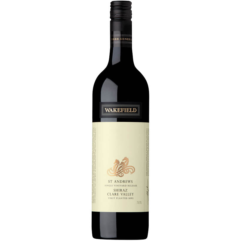 Wakefield St Andrews Shiraz 2014