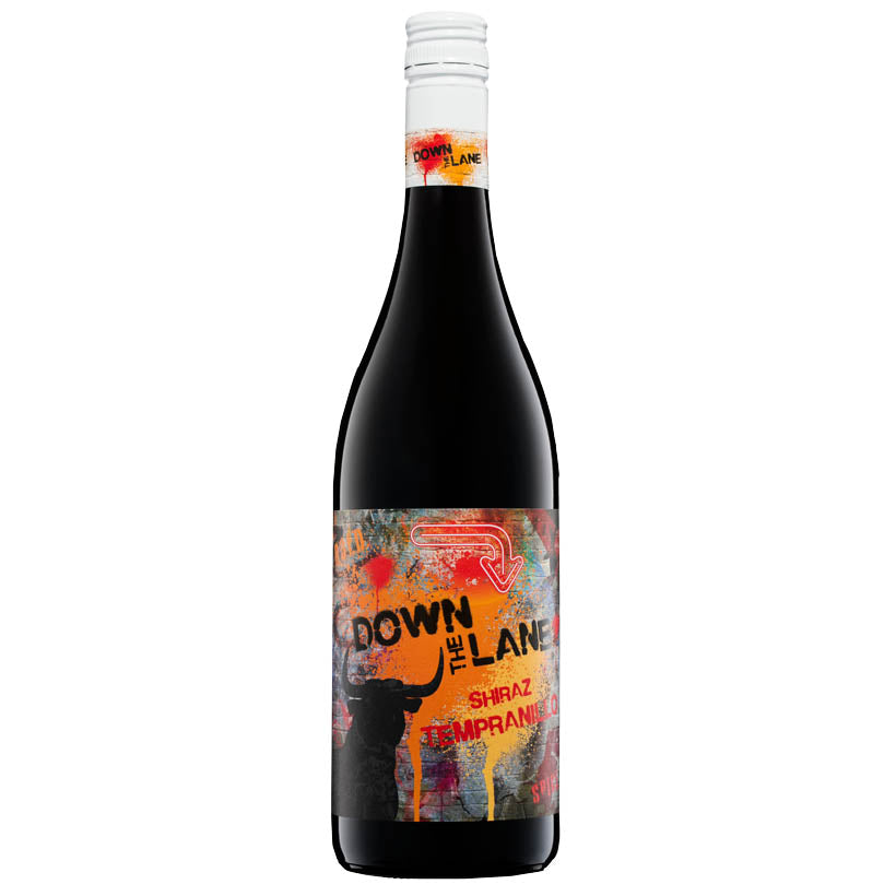 Down The Lane Shiraz Tempranillo 2017 Red Wine