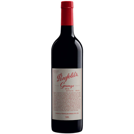 Penfolds Grange Shiraz 2012 Australian Fine Red wine