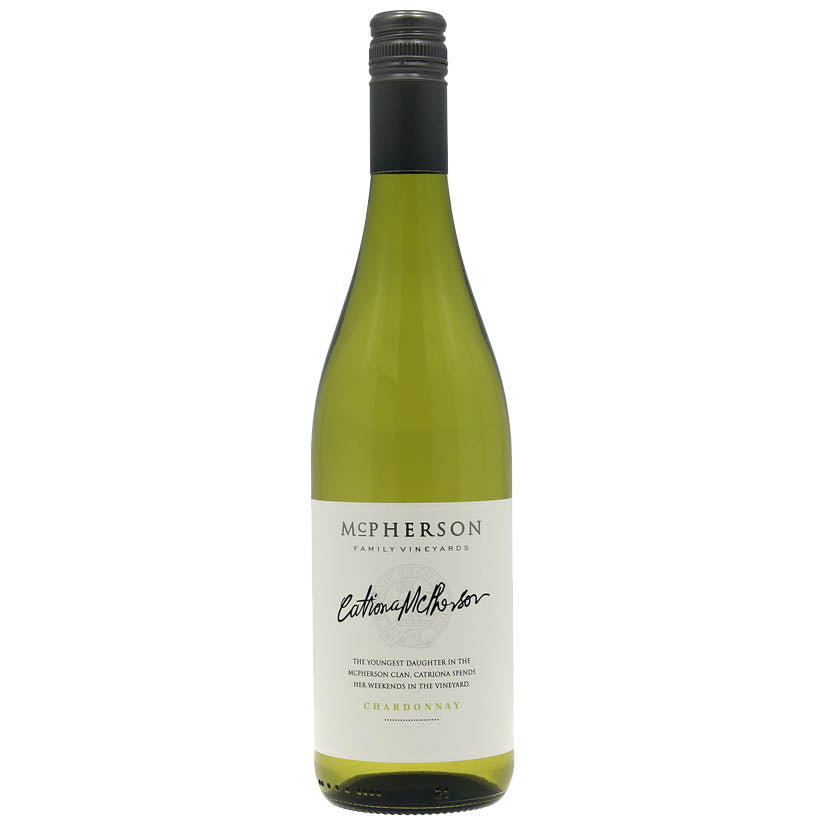 McPherson Family Series Chardonnay 2018 Australian White wine
