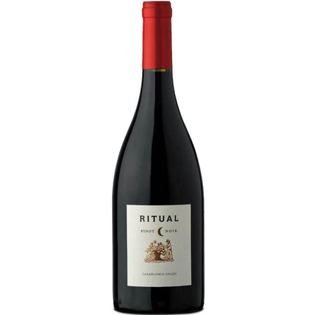 Ritual Pinot Noir 2016 Chilean Organic Vegan red wine