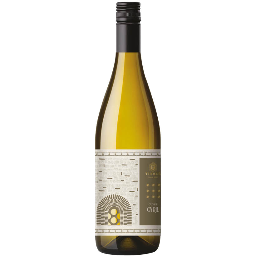Tikves Cuvee Cyril Belo 2017 White Wine