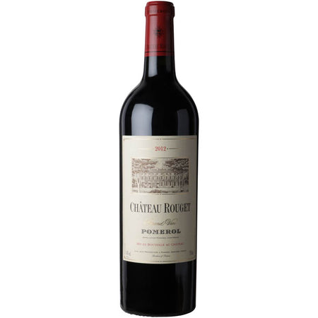 Château Rouget Pomerol 2012 Fine Red Wine