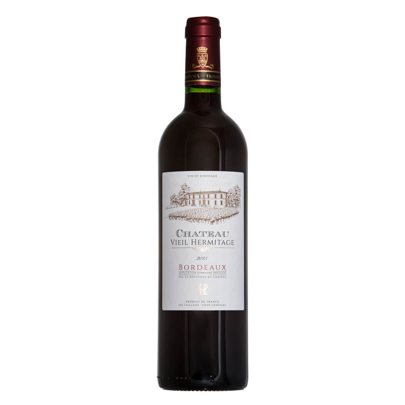 Château Vieil Hermitage 2015 French red wine