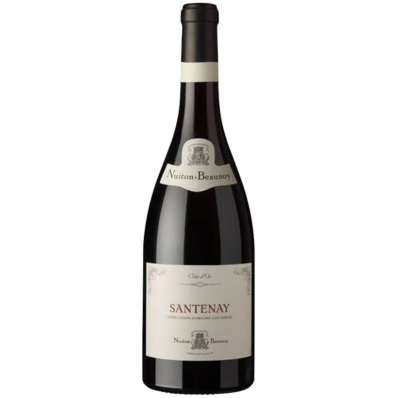 Nuiton-Beaunoy Santenay 2015 red wine