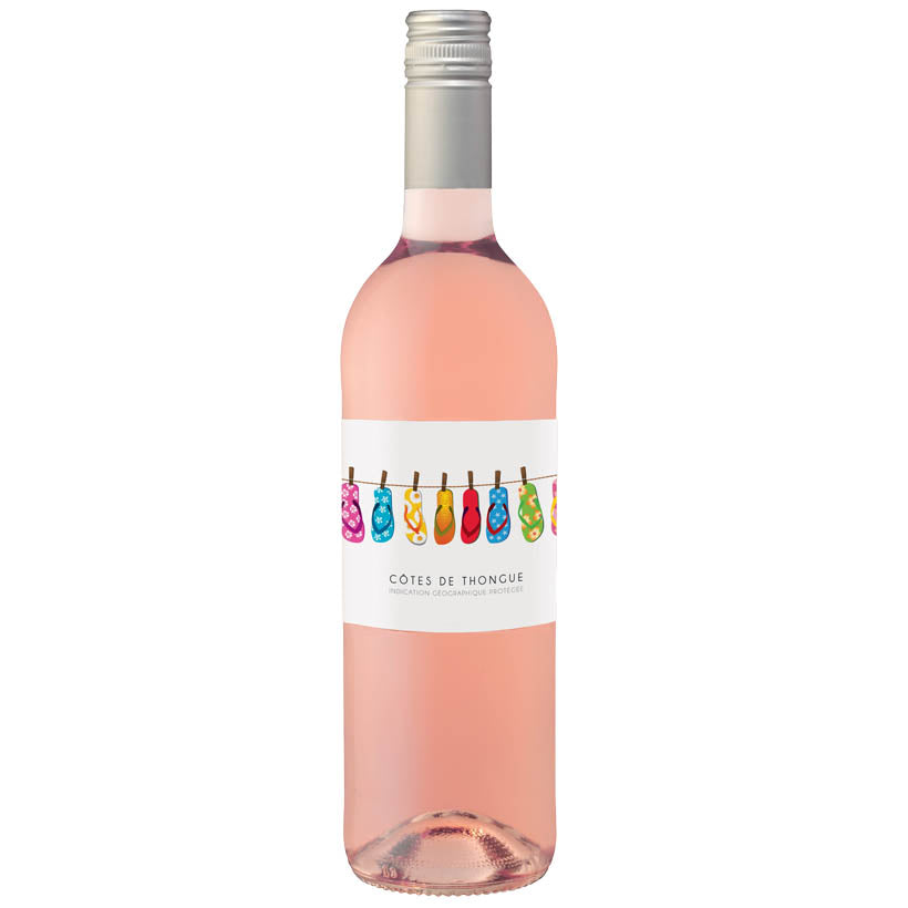 "IIGP Cotes De Thongues Rosé ""Le Fil A Tongs"" 2016"