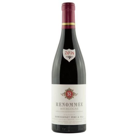 Remoissenet 'Renommee' Pinot Noir 2017 French Red wine