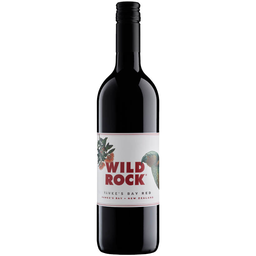 Wild Rock Hawkes Bay Red 2014 Red Wine
