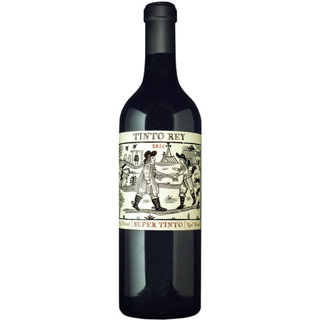 Tinto Rey Super Tinto 2015 Californian Red wine