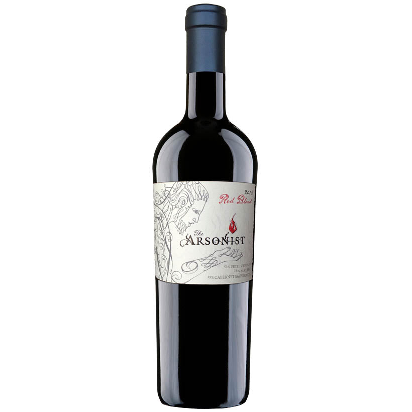 The Arsonist Red Blend 2015
