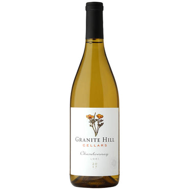Granite Hill Chardonnay 2017 Vegan American White Wine