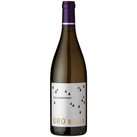Oro Bello Chardonnay 2016 Californian Vegan White wine