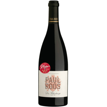 Paul Roos Die Filantroop 2015 South African Red wine