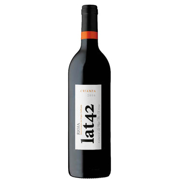 Lat 42 Rioja Crianza 2016 Spanish Red wine