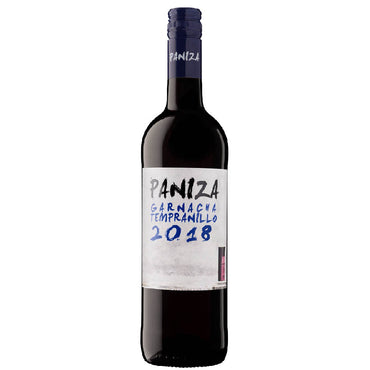 Paniza Garnacha Tempranillo 2018 Spanish Red wine