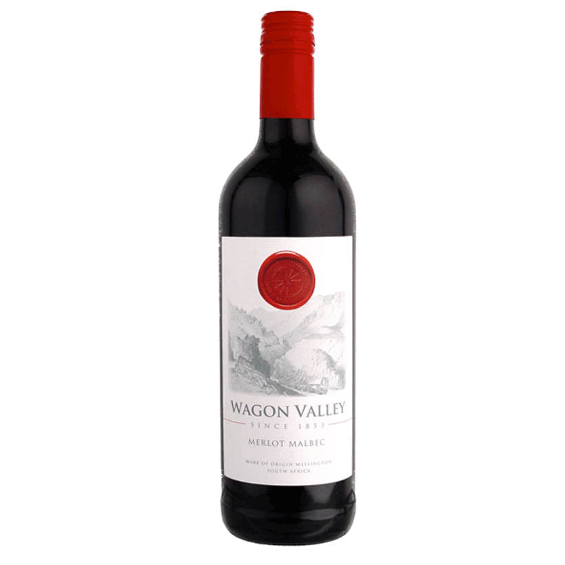 Wagon Valley Merlot-Malbec 2014